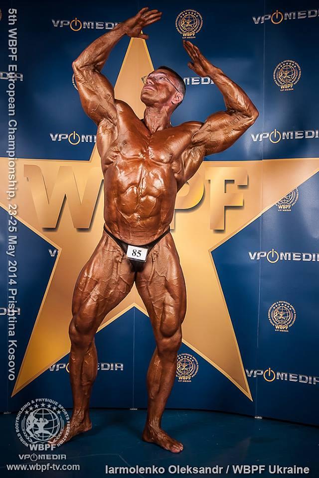 5th_WBPF_EUROPEAN_BODYBUILDING_CHAMPIONSHIPS_2014_Prishtina_Iarmolenko_2